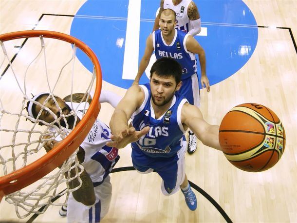 FIBA World Cup: Greece Tops Puerto Rico 90-79