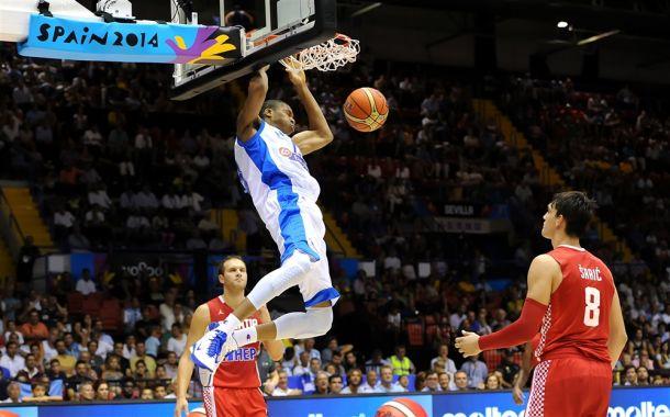 FIBA World Cup: Greece Holds Off Croatia, Wins 76-65