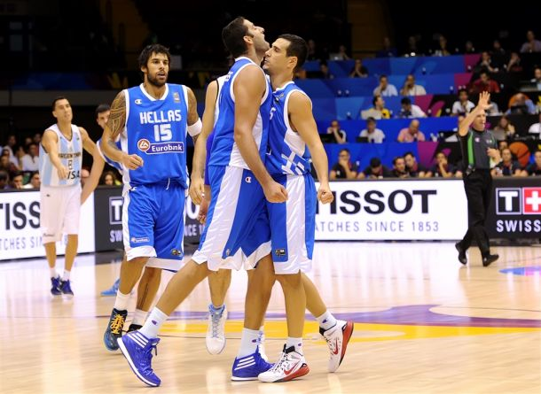 FIBA World Cup: Greece Defeats Argentina 79-71; Finishes Group Stages Undefeated