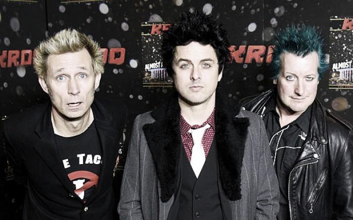 Green Day confirma quatro shows no Brasil em novembro