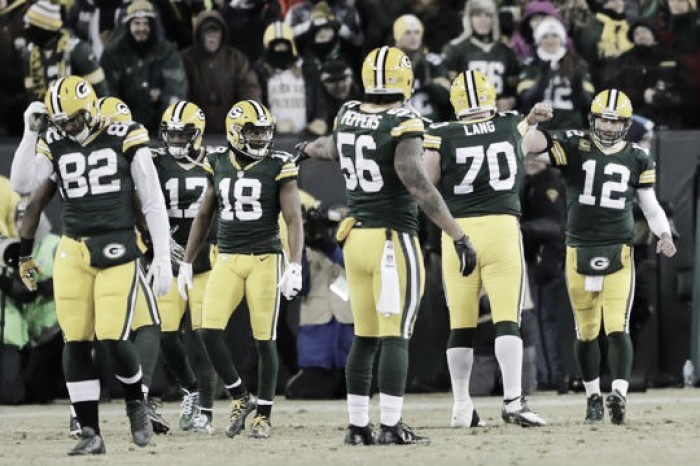 Aaron Rodgers found his stride after sluggish start in Green Bay Packers comeback victory over New York Giants