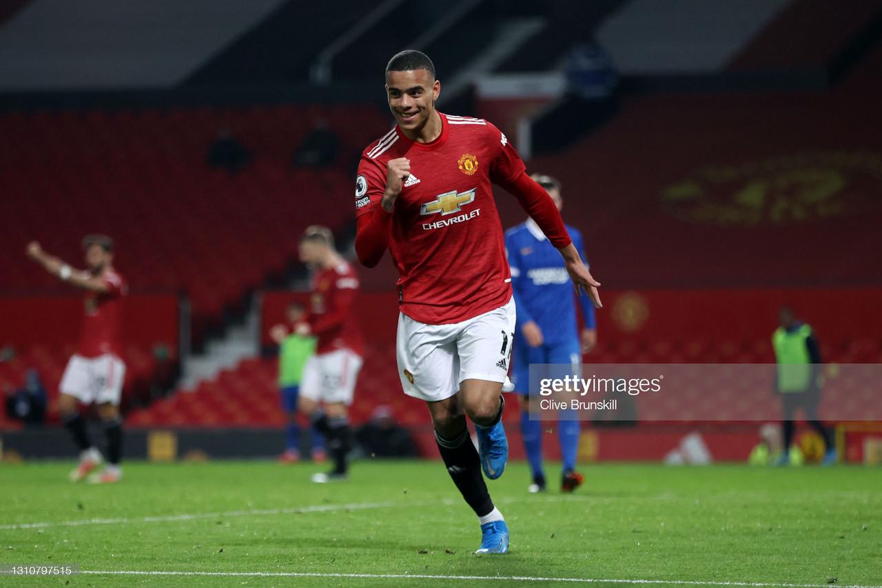 Manchester United 2-1 Brighton & Hove Albion: Rashford and Greenwood complete United comeback