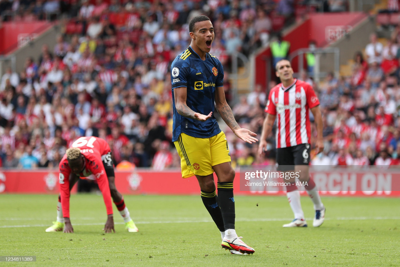 Southampton 1-1 Manchester United: Five things we learnt