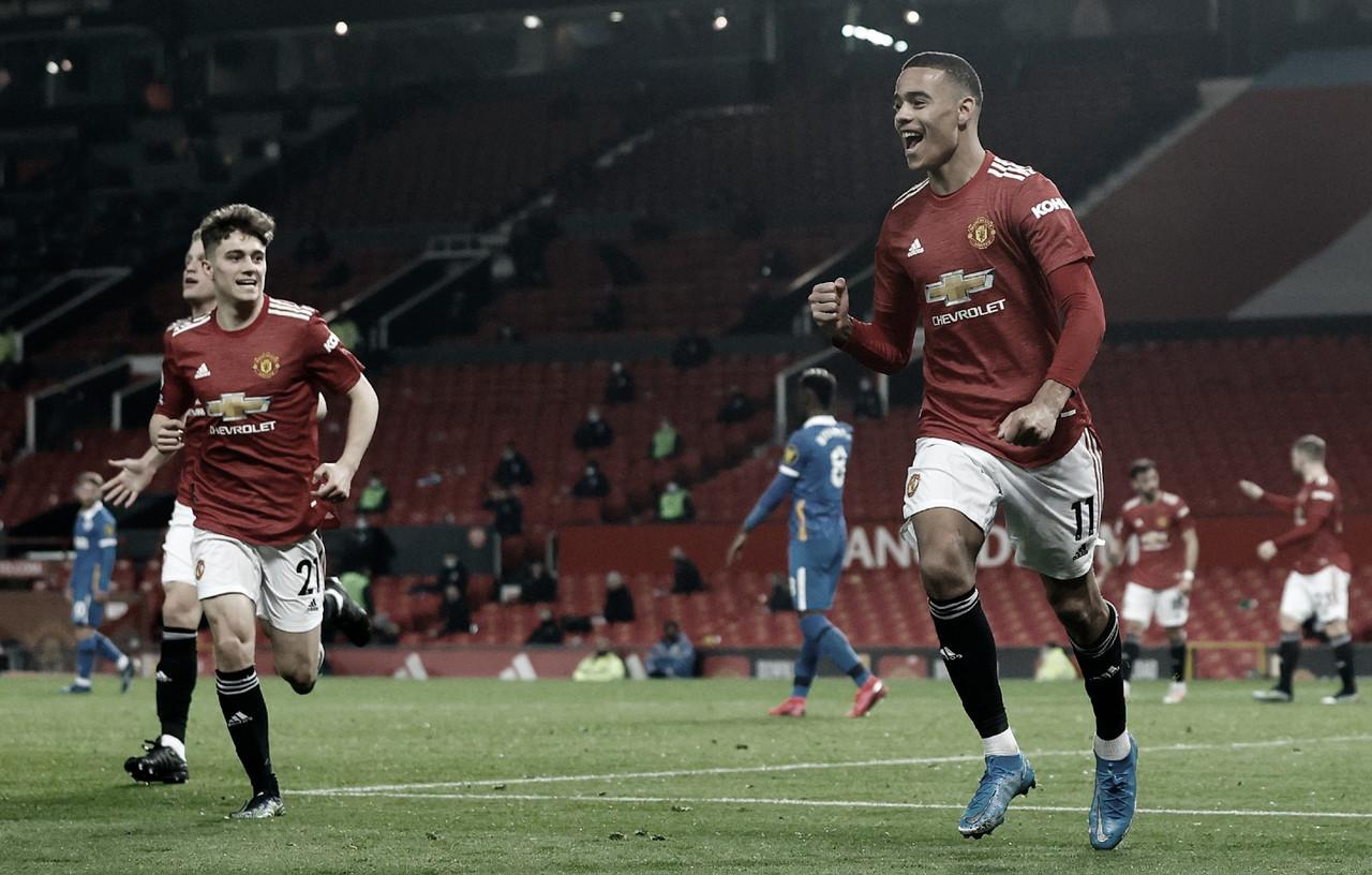 Após péssimo primeiro tempo, Manchester United derrota Brighton de virada em casa