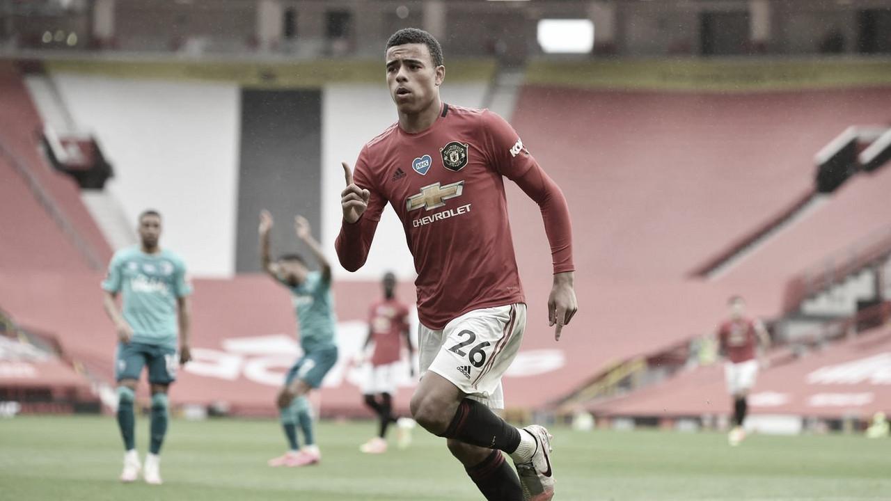 El United no tiene piedad y golea al Bournemouth