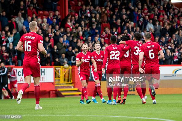 SPFL Round-Up: Livi march on as Dons return to form