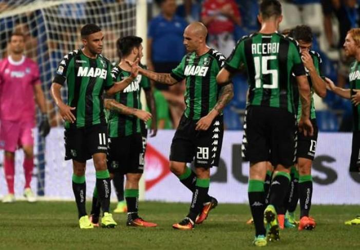 Serie A: al Pescara non basta il bel gioco, il Sassuolo vola: 2-1 al Mapei Stadium