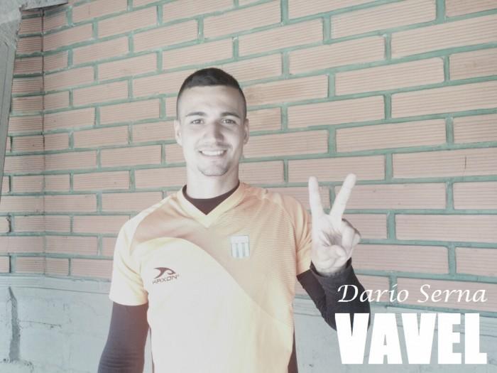 """Diego Gregori: """"Hay que luchar por volver a entrar a los 8"""""""