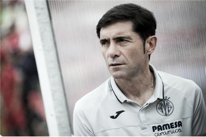 Marcelino Toral deixa o comando técnico do Villarreal e clube fecha com Fran Escribá