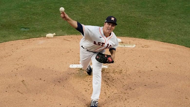American League Championship Series: Greinke, Javier keep Astros' season alive with Game 4 victory