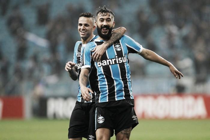 Grêmio vence Santos com gol de Marcelo Hermes no fim e segue no G-4