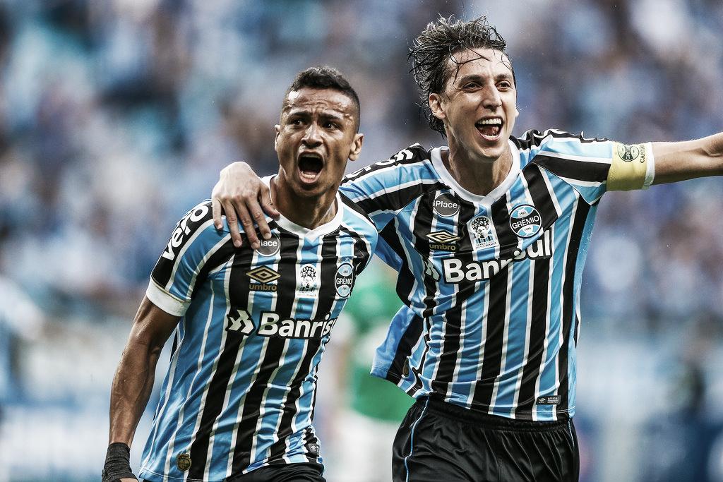 Grêmio derrota Chapecoense e garante vaga na Libertadores de 2019