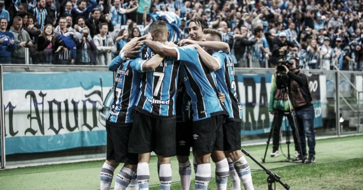 Grêmio: um elenco lapidado a cada partida