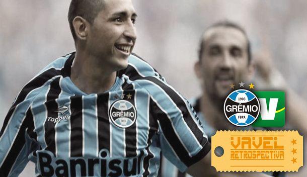 Grêmio 2014: Mais um ano sem títulos e com lições para a temporada seguinte