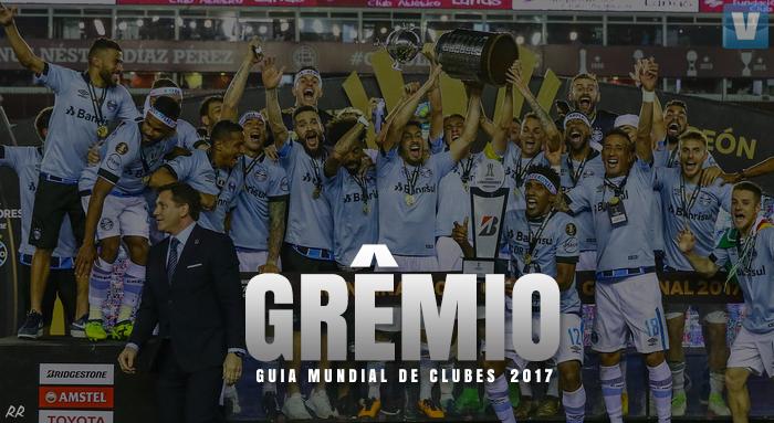 Guia VAVEL do Mundial de Clubes 2017: Grêmio