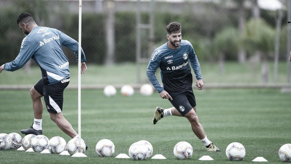 Grêmio segue com treinamentos enquanto futebol gaúcho não tem data certa para voltar