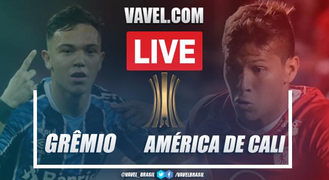 Gols e melhores momentos Grêmio 1x1 América de Cali pela Libertadores