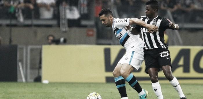 Com vantagem, Grêmio recebe Atlético-MG na decisão da Copa do Brasil
