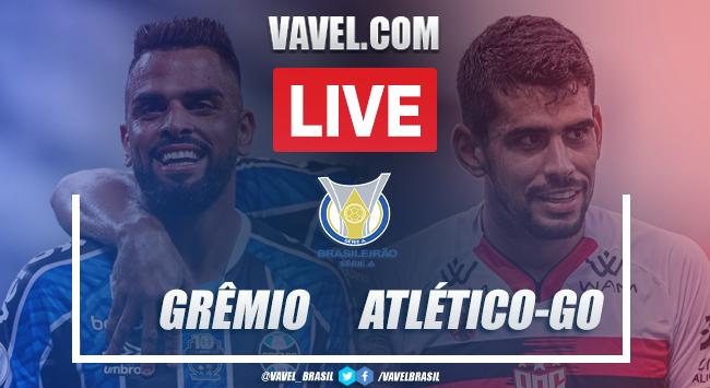 Gols e melhores momentos de Grêmio 2 x 1 Atlético-GO pelo Campeonato Brasileiro 2020
