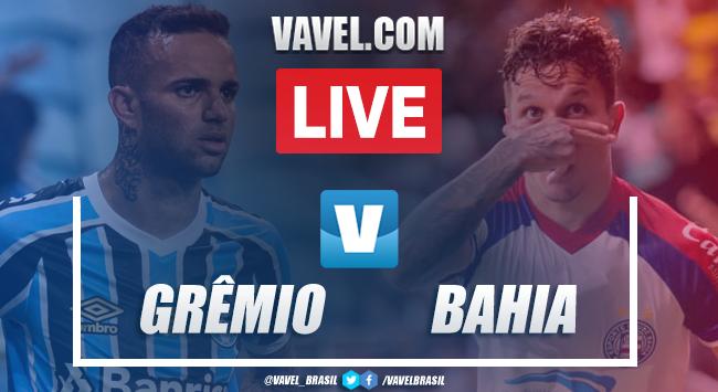 Gols e melhores momentos Grêmio 1x1 Bahia pelas quartas de final da Copa do Brasil