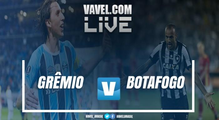 Grêmio x Botafogo AO VIVO online na Copa Libertadores 2017 (0-0)