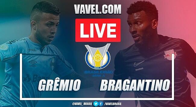Gols e melhores momentos de Grêmio 2x1 Bragantino