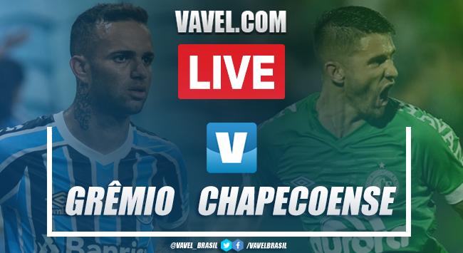 Gols e Melhores Momentos de Grêmio 3 x 3 Chapecoense pelo Campeonato Brasileiro 2019