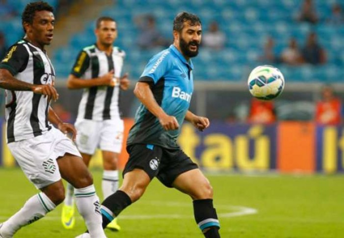 Resultado Figueirense x Grêmio no Campeonato Brasileiro 2016 (0-0)