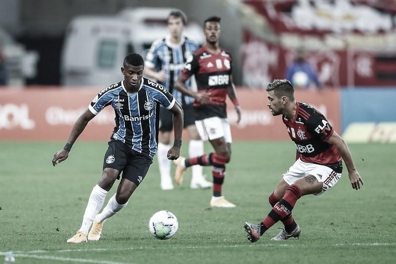 Gols e melhores momentos de Grêmio 2 x 4 Flamengo pelo Campeonato Brasileiro 2020