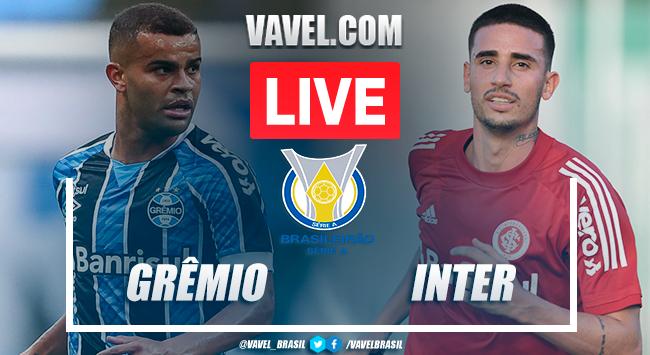 Gols E Melhores Momentos De Gremio 1 X 1 Inter Pelo Campeonato Brasileiro 2020 03 10 2020 Vavel Brasil