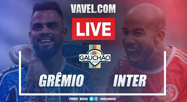 Gols e melhores momentos de Grêmio 1 x 0 Inter pelo Campeonato Gaúcho 2021