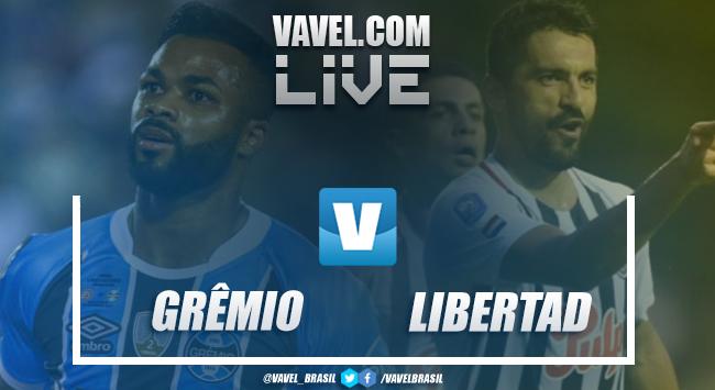 Resultado Grêmio 0x1 Libertad na Copa Libertadores 2019