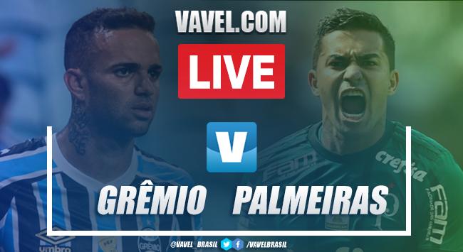 Gol e Melhores Momentos de Grêmio 0x1 Palmeiras na Copa Libertadores