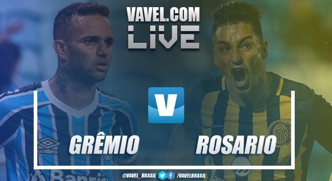 Grêmio x Rosario Central AO VIVO hoje (0-0)