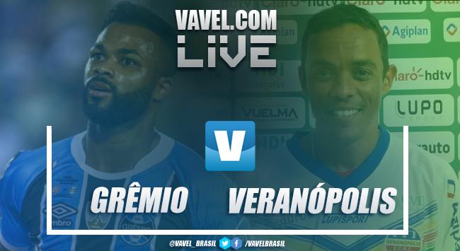 Resultado e gols Grêmio 2x1 Veranópolis pelo Campeonato Gaúcho 2019