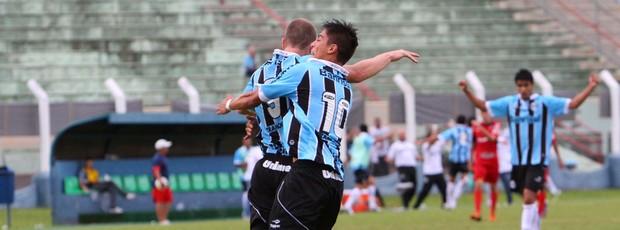 Grêmio vira, goleia Prudente e avança na Copinha; confira todos os duelos da segunda fase