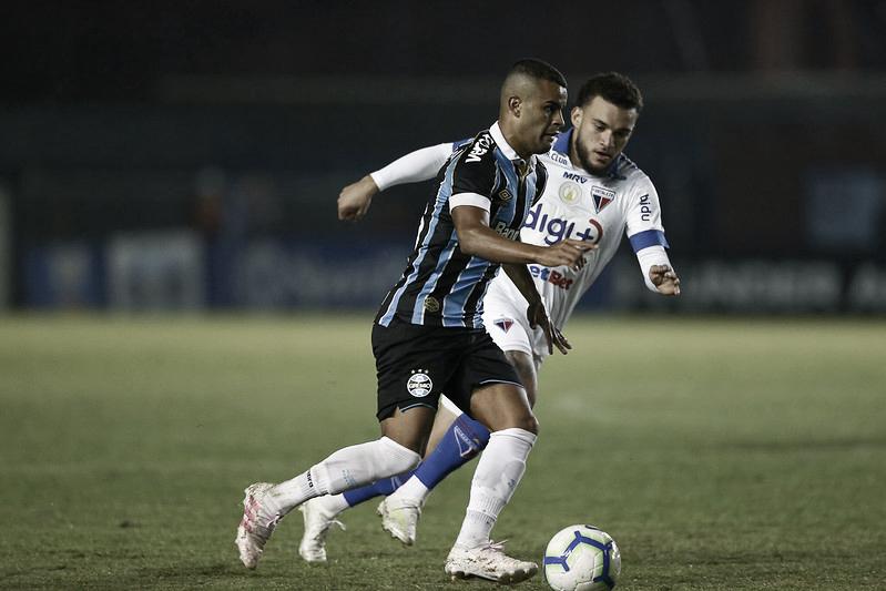 Fortaleza x Grêmio AO VIVO em tempo real pelo Campeonato Brasileiro 2019