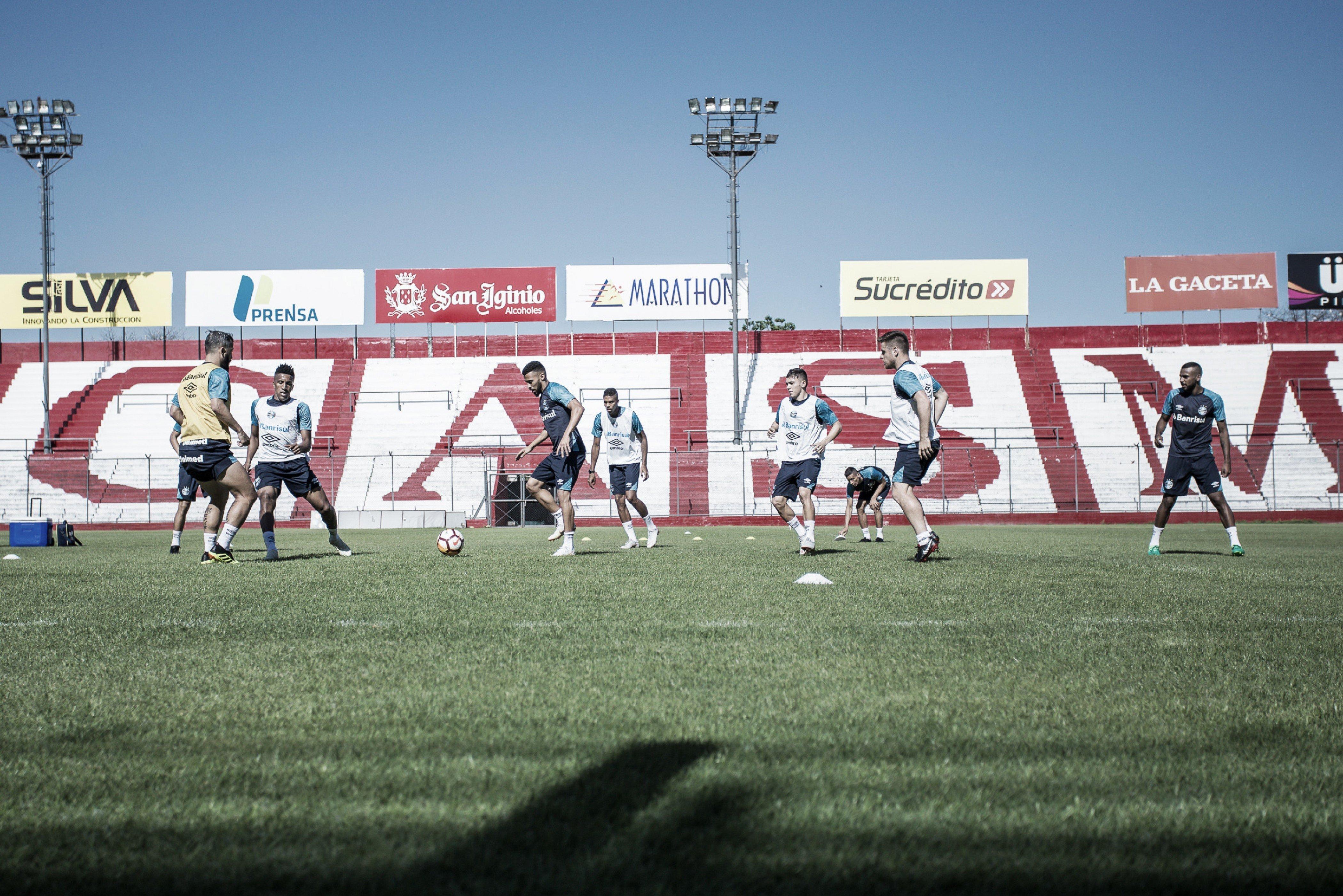 Grêmio e Atlético Tucumán disputam vaga na semifinal da Libertadores