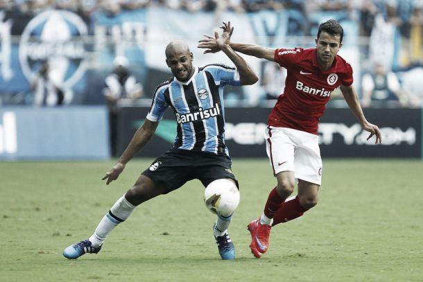 Grêmio e Internacional empatam sem gols na Arena e decisão do Gaúcho fica para Beira-Rio