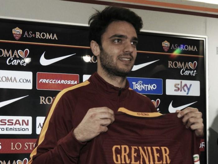 """Roma, prime parole di Grenier: """"Farò vedere che con me il Lione ha sbagliato"""""""