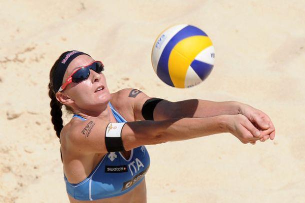 Beach Volley: Greta in bilico fra medaglia al valore e sospensione