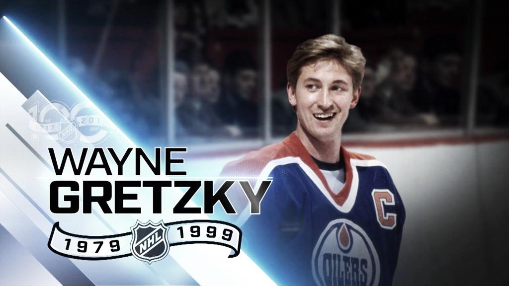 Jugadores legendarios de la NHL: Wayne Gretzky
