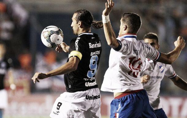 Grêmio x Nacional (URU), Copa Libertadores 2014