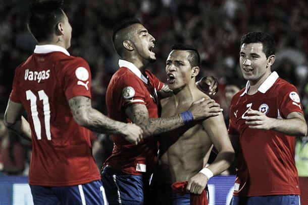 Coppa America 2015: i pre-convocati del Cile