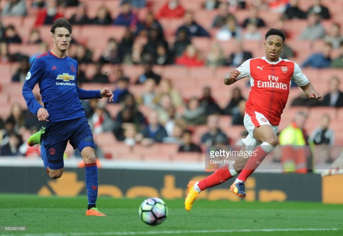 Will Callum Gribbin be the next talent off the Manchester United production line?