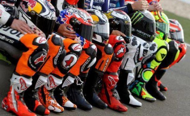 Calendrier provisoire 2014 pour les courses Moto Gp