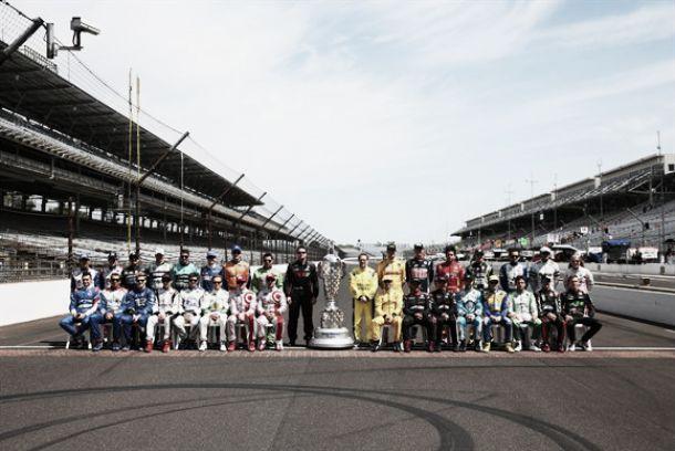 Grid de 2014 entra pra história como o mais rápido da Indy 500