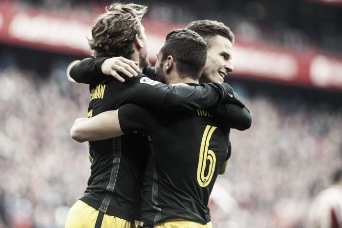 Liga, Griezmann salva l'Atletico Madrid: a San Mames è pari spettacolo con il Bilbao (2-2)