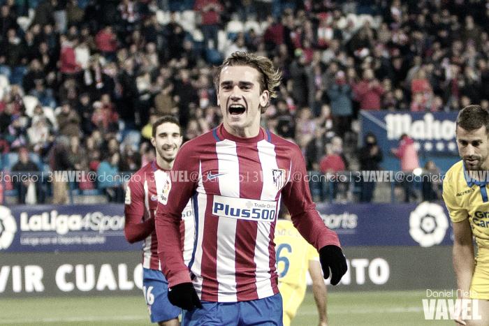 El gran peligro del Atlético de Madrid: Antoine Griezmann