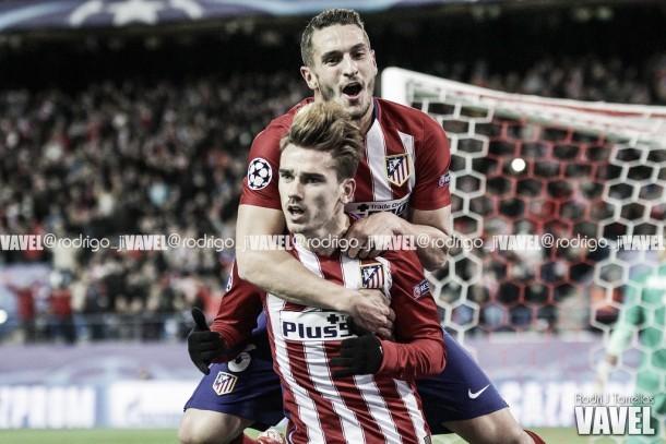 Griezmann marca dois, Atlético de Madrid vence Galatasaray e se classifica às oitavas da UCL